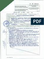 ACTA IS Nº008-2013-PIS 17.01.2013