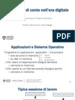 01_Applicazioni e sistema operativo
