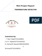 Low Temperature Sensor