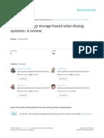 Thermalenergystoragebasedsolardryingsystems_Areview