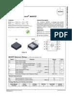 Fairchild_Semiconductor-FDMC8884-datasheet