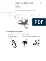 Le Monde Des Oiseaux