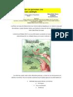 Ejercicio físico en personas con esclerosis múltiple