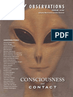 Consciousness and Contact