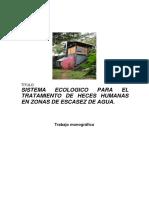 INVESTIGACION TRATAMIENTO DE HECES HUMANAS EN  LUGARES DONDE HAY POCA AGUA.docx
