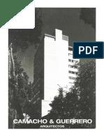 Obras de Camacho y Guerrero