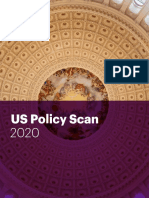 US Policy Scan 2020