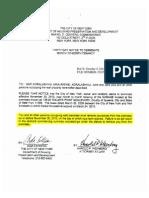 HPD Notice Highlight
