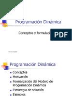 09 Programación Dinamica-D
