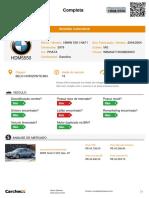 CarCheck BMW530i HDM5550