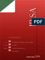 IRSA-assurance-convention