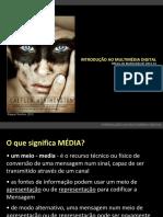 Introdução ao Multimédia Digital