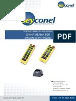 SEYCONEL - Alpha 600 - Manual de instruções.pdf