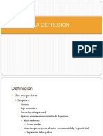 LA DEPRESION infato - juvenil.ppt