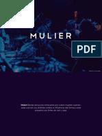 Dossier Mulier 2018