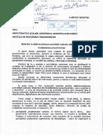 MEC_Masuri ref la debirocratizarea procesului educational_ ianuarie 2020