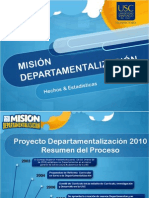 Info Departamentalizacion