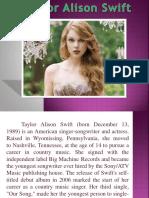 Taylor Swift.pptx