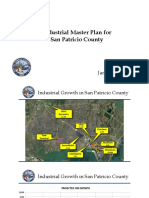 Presentation Industrial Master Plan