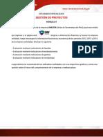 GESTIÓN DE PROYECTOS - EXAMEN 2