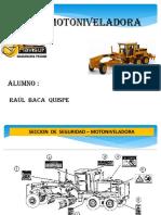 Motoniveladora 140H - Etiquetas de Advertencia