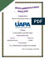 Tarea 1 de DALISIS historia del pens. Politico y Social (1).docx
