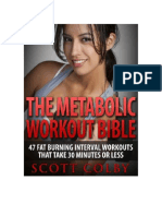 The-Metabolic-Workout-Bible