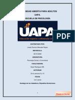 tarea 9  y 10 de psicologia social y comunitaria.docx