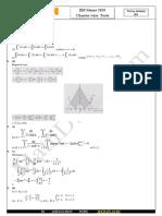 Definite Integrals and AUC solutions