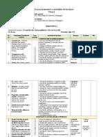 Proiectarea unitatilor de invatare clasa I Editura EDU 2019-2020