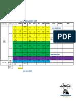 Tabla de Equivalencias - Tipos de Aceites - Tabla Comparativa