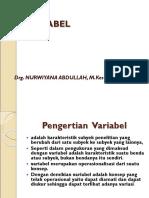 Bab 7 Variabel Penelitian.ppt