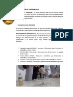 PROCEDIMIENTO EXPERIMENTAL petroleo organica.docx