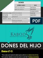 DONES DEL HIJO PDF