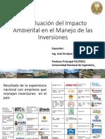 Conceptual Medio Ambiente Inversiones