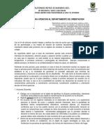 EJEMPLO PROTOCOLO SERVICIO DE PSICOORIENTACION