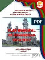PLAN DE DESARROLLO MUNICIPAL 2014-2017