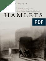 No Hamlets _ German Shakespeare From Friedrich Nietzsche to Carl Schmitt ( PDFDrive.com )