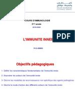 06-Immunité innée