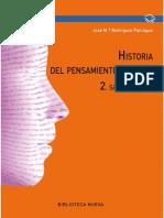 HISTORIA DEL PENSAMIENTO JURÍDICO 2 - José María Rodríguez Paniagua.pdf