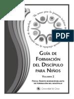 DFG-Children-Vol2-SPANISH-Print in USA Disc