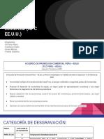 Análisis  Acuerdo de promoción comercial (APC EE.U.U.)