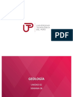 Semana 08 - Geologia