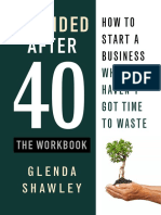 Founded After Forty - the workbook