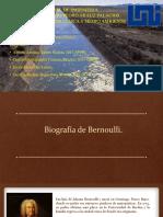 Presentacion de hidraulica Bernoulli