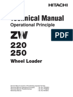 ZW250 1 Operational Principle (TO4GB E 00)