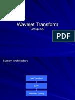 2003 Wavelet Transform