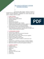 GUÍA DE COLOCACIÓN DE CATETER VENOSO CENTRAL.docx