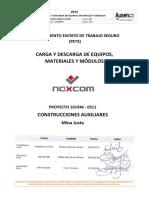 PETS_CARGA_Y_DESCARGA_DE_EQUIPOS_MATERIA