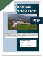 INFORME TOPOGRAFICO - VISTA ALEGRE.docx